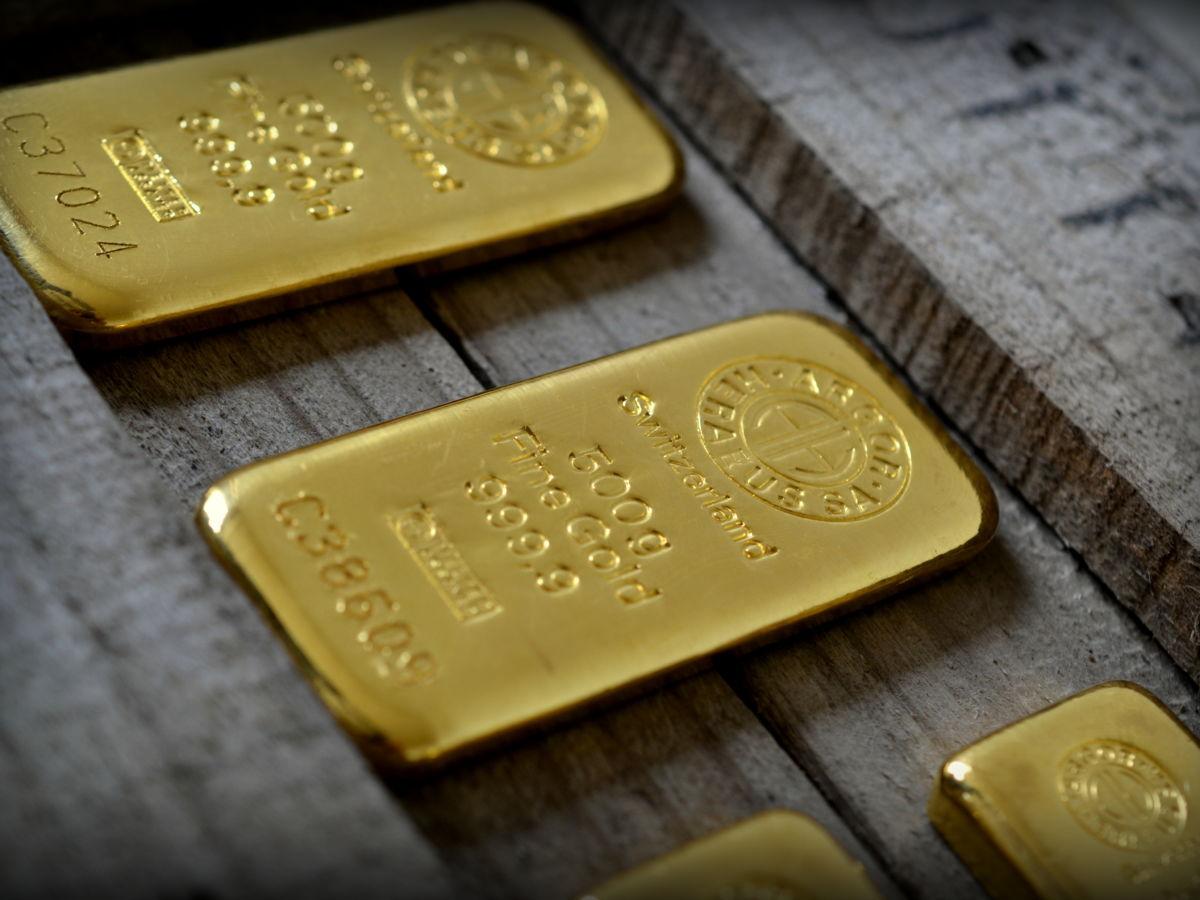 Aranytartalékok
