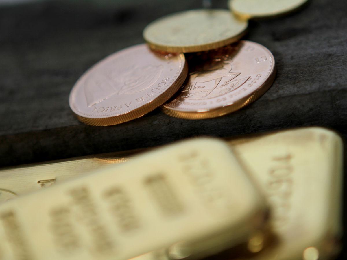 Aranyba fektetni érmén keresztül is lehet.