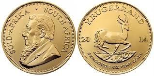 50 éves a Krugerrand