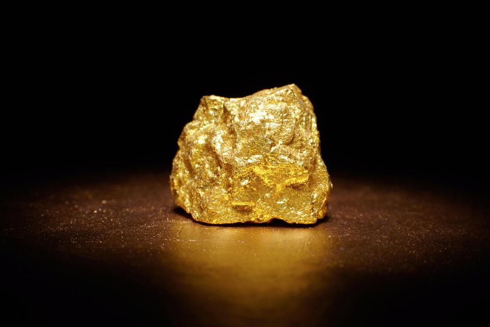 Legnagyobb aranyrög....
