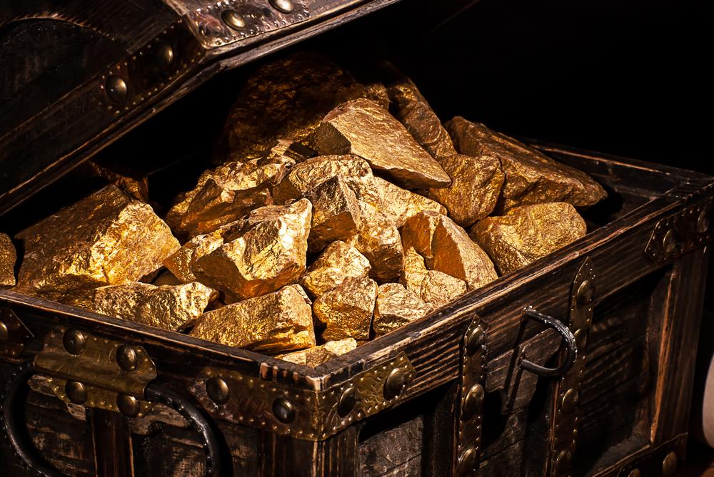 A legnagyobb aranytartalékkal rendelkező országok!