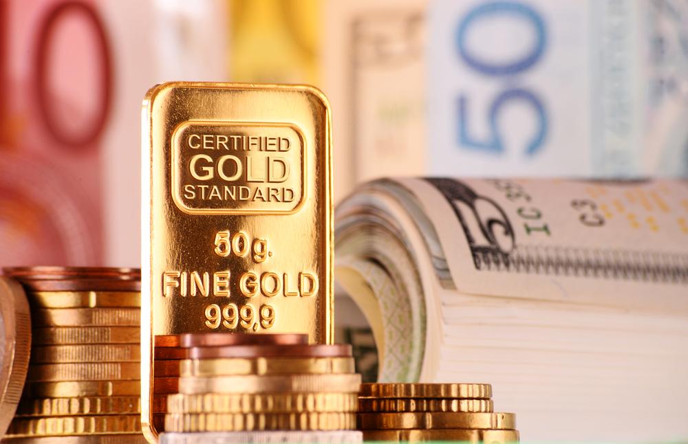 ECB és az arany
