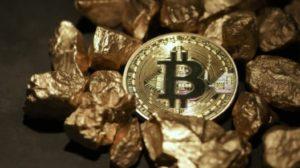 színarany bitcoin
