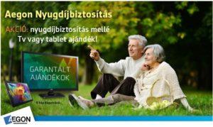 Aegon, nyugdíj, befektetés